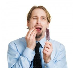 Tooth sensitivity to cold can be from any one of a number of issues.