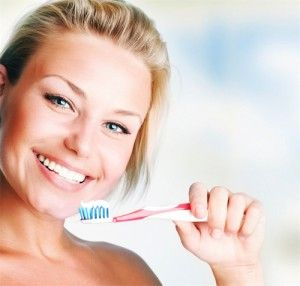 Brushing is important, but flossing is 40% of cleaning your teeth.