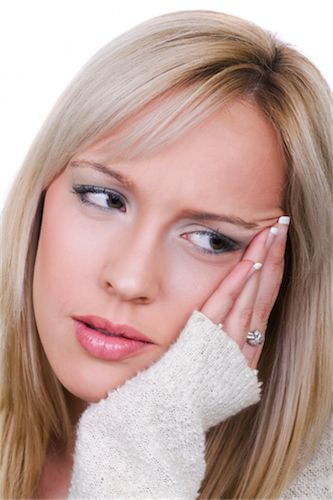 "Pain in the face may be TMD, often referred to as ""TMJ"" by patients."